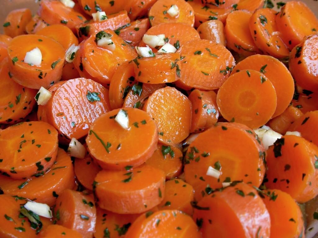 Zanahorias Aliñadas Al Estilo Marroquí La Esencia De Tus